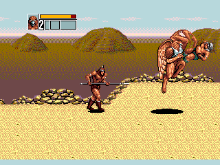 Golden Axe III char hack