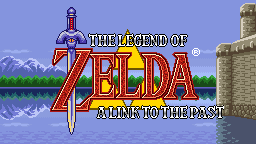 Логотип The Legend of Zelda: A Link to the Past