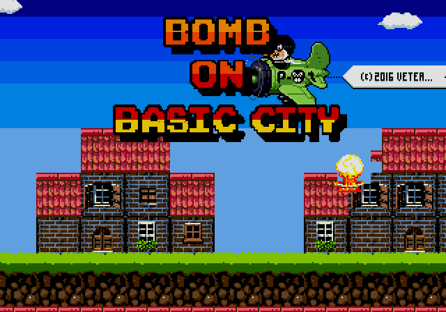 Bomb on Basic City
