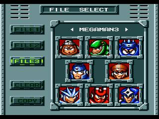 Megaman Wily Wars