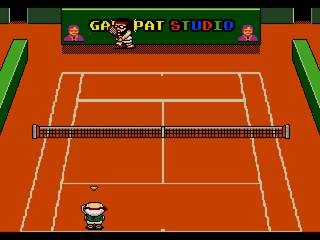 Papi Commando Tennis