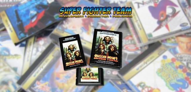 Super Fighter Team