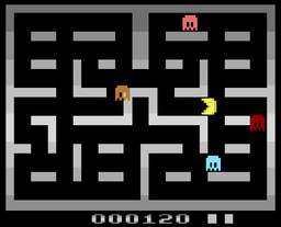 Pac_Man Eat n Run