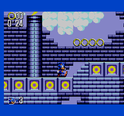 Sonic 2 ReMastered