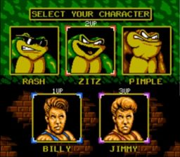 Battletoads & Double Dragon x3