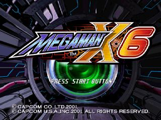 Mega Man X6 Tweaks