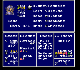 Final Fantasy IV – Ultima