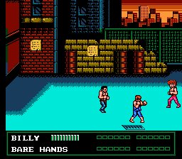 Double Dragon III Classic Enemies