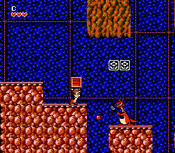Хак Chip and Dale [NES]