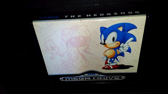 Sonic the Hedgehog 1 - SMD