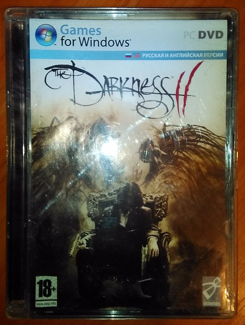 Диск «The Darkness II» PC Windows